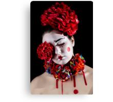 ~ Amorina the Clown ~ Canvas Print