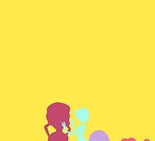 Steven Universe by joeredbubble