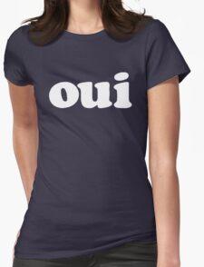 oui - white T-Shirt