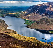 Crummock Water by David Lewins