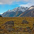 Aoraki/Mt. Cook National Park New Zealand by fotosic