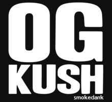 OG Kush by smokedank clothing