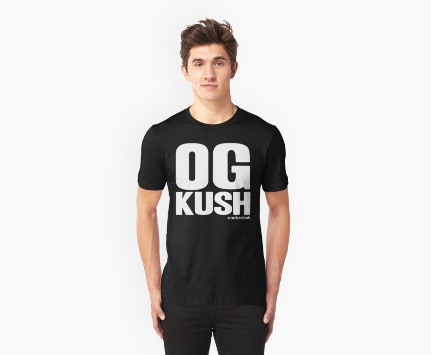 OG Kush by Dylan Donnelly