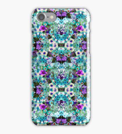 Flower mirror  iPhone Case/Skin