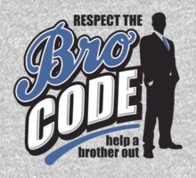Bro Code by bigredbubbles6