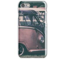 Classic VW Buses  iPhone Case/Skin