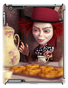 The Hatter - Tea Time by Liam Liberty