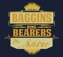 Baggins ring bearers T-Shirt