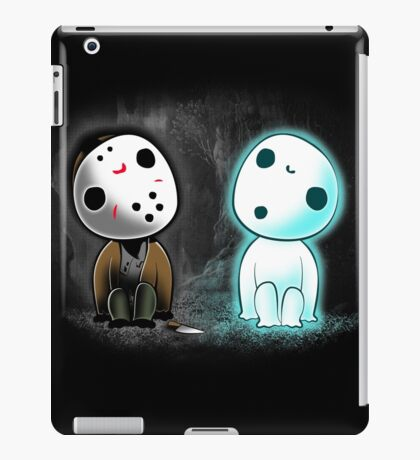 Kodama 13th iPad Case/Skin