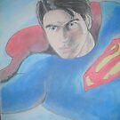 Superman  by Paul Trewartha
