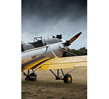 Vintage Warbird - VH-RPT - Ryan PT-22 Recruit Photographic Print