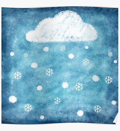 snow winter Poster