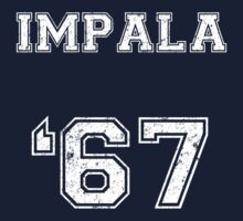 IMPALA SINCE '67 by saltnburn