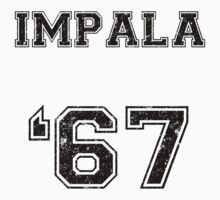 IMPALA SINCE '67 Kids Clothes