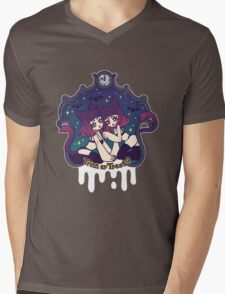 Werepop - Trick or Treat Mens V-Neck T-Shirt