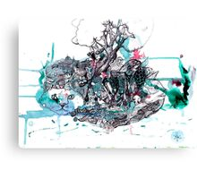 The Cat's Cradle Canvas Print