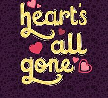 Heart's All Gone by Sidrah Mahmood