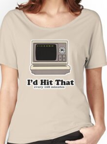 I'd Hit That Women's Relaxed Fit T-Shirt