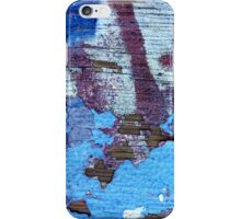 Blue Trees iPhone Case/Skin