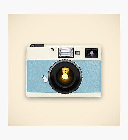 retro camera collection Photographic Print