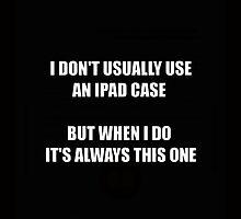 Ipad MEME Case by dgoring