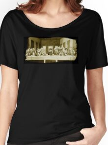 Last Supper Smash Bros Women's Relaxed Fit T-Shirt