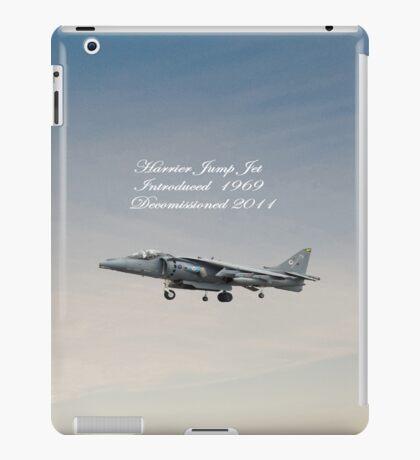 Harrier Jump Jet  iPad Case iPad Case/Skin