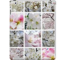 Cherry Blossoms Montage 1 iPad Case/Skin