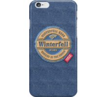 Winterfell Beer Jeans - iPhone case iPhone Case/Skin
