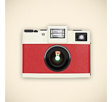 retro camera collection Photographic Print