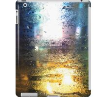 City Night defocused urban abstract iPad Case/Skin
