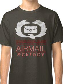Zelda Wind Waker - Dragon Roost Island Airmail Classic T-Shirt
