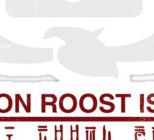 Zelda Wind Waker - Dragon Roost Island Airmail Sticker