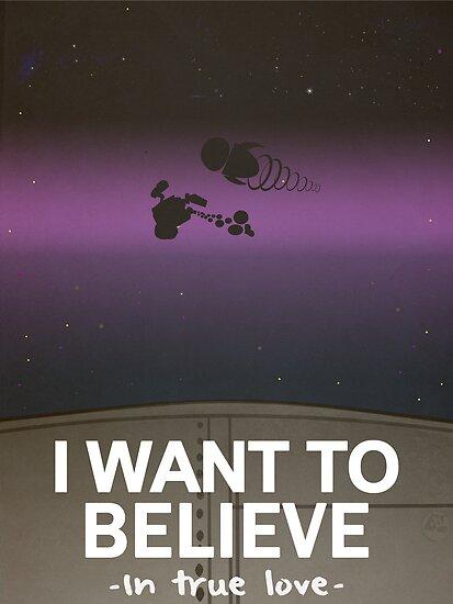 I want to believe by Baardei