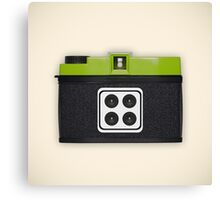 toy camera Canvas Print
