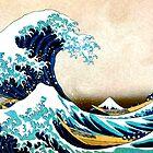Kanagawa Oiled by Psocy
