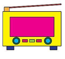 Radio by PJ Fowler