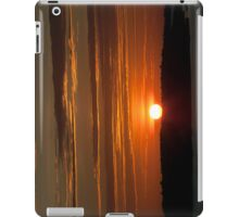 Bermudan Sunset  iPad Case/Skin