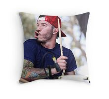 Silly Josh Dun Throw Pillow