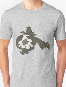PKMN Silhouette - Duskull Family Unisex T-Shirt