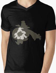 PKMN Silhouette - Duskull Family Mens V-Neck T-Shirt