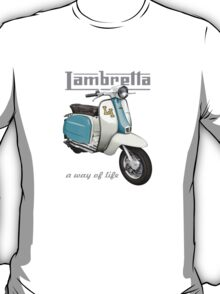 Lambretta - a way of life T-Shirt