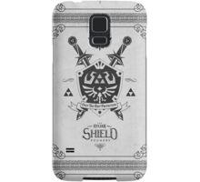 Legend of Zelda Hylian Shield Geek Line Artly  Samsung Galaxy Case/Skin