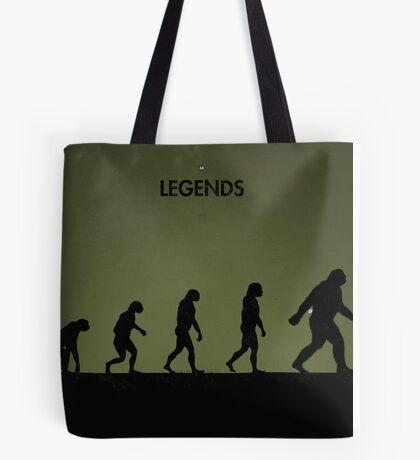 99 Steps of Progress - Legends Tote Bag
