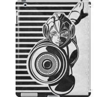 Megaman Nintendo Geek Line Artly iPad Case/Skin