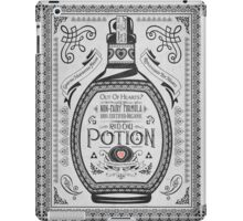 Legend of Zelda Red Potion Geek Line Artly iPad Case/Skin