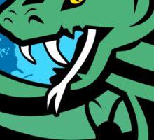 Jörmungandr - The World Serpent Sticker