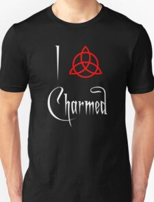 I (triquetra) Charmed Unisex T-Shirt