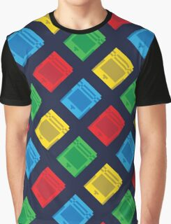 PIXEL CARTRIDGE Graphic T-Shirt
