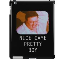 Nice Game Pretty Boy iPad Case/Skin